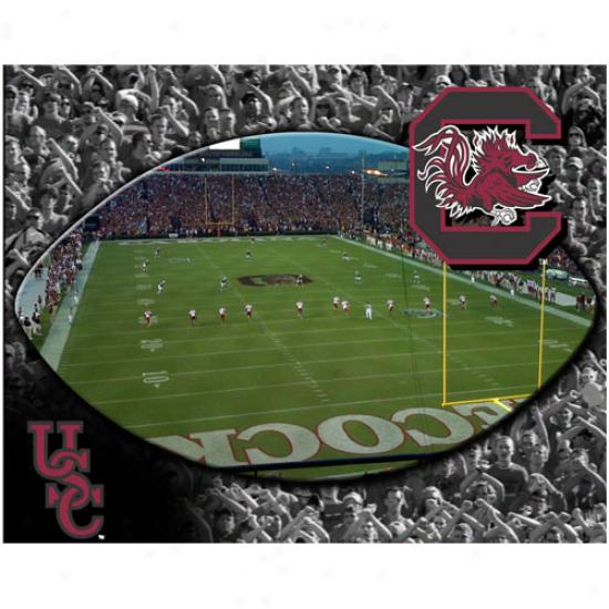 South Carolina Gamecocks 500-piece Stadium Puzzle -