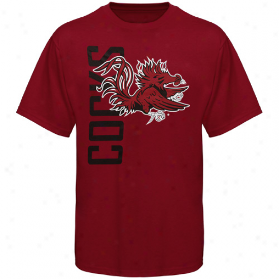 South Carolina Gamecocks Youth Go Large T-shirt - Garnet