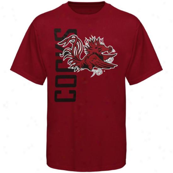 South Carolina Gamecocks Youth Go Large T-shirt - Garnet