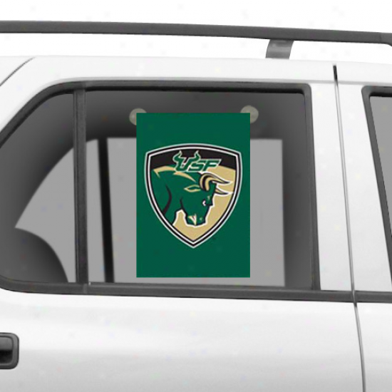 South Florida Bulls 15'' X 10.5'' Mini Window/garden Flag