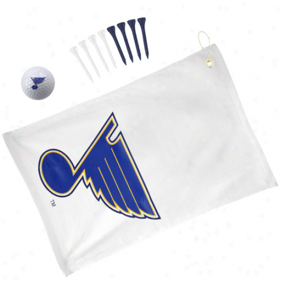 St. Louis Blues Golf Pro Combo Pack