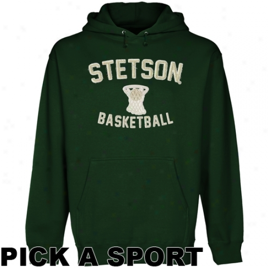 Stetson Hatters Legacy Pullover Hoodie - New