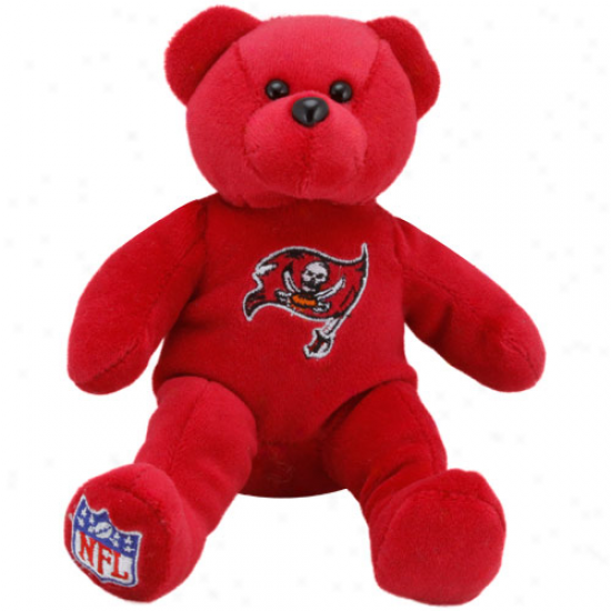 Tampa Bay Buccaneers 8'' Plush Bear