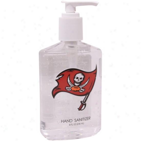 Tampa Bay Buccaneers 8oz. Hand Sanitizer Dispenser