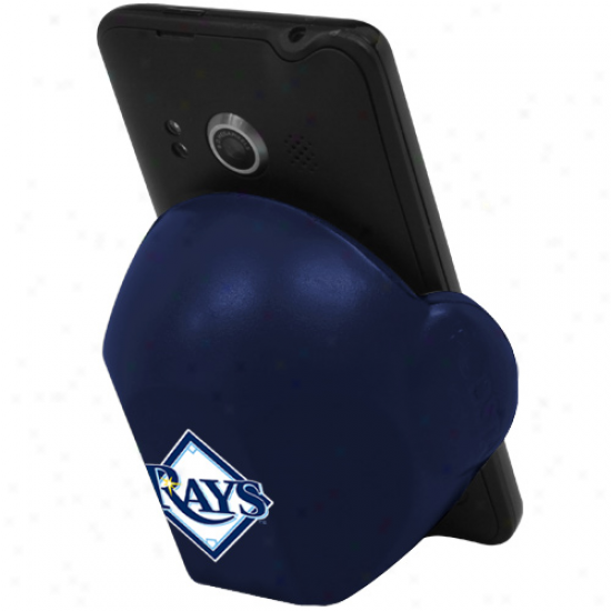 Tampa Bay Rays Navy Blue Podsta Smartphone Stand