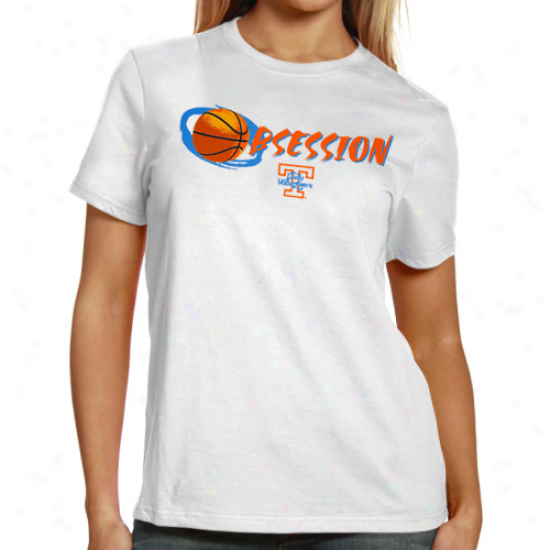 Tennessee Lady Vols Ladies  Pure Obsession T-shirt
