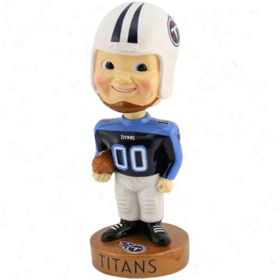 Tennessee Titans Legacy Bobblehhead Figurine