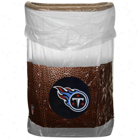 Tennessee Titans Pop-up Trash Can