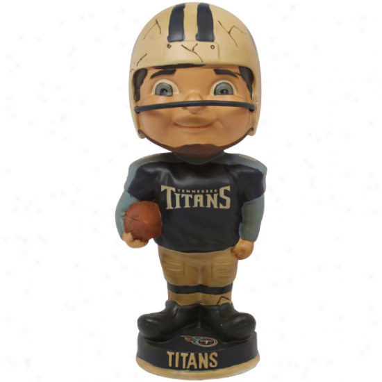 Tennessee Titans Vintage Player Bobblehead