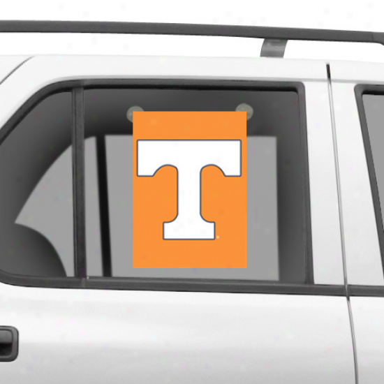 Tennessee Volunteers 15'' X 10.5'' Mini Window/garden Flag