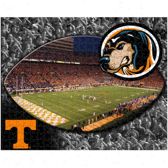 Tennessee Volunteers 500-piece Stadium Puzzle
