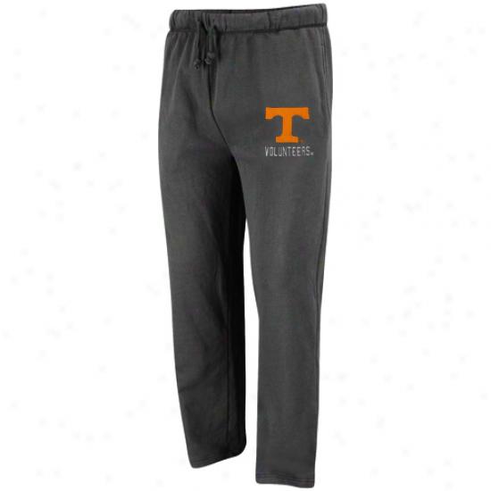 Tennessee Volunteers Charcoal Empire Fleece Pants