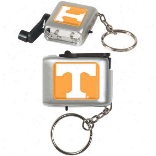 Tennessee Volunteers Led Eco Light Keychain