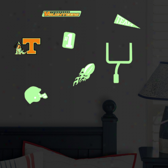 Tennessee Volunteers Lil' Buddy Team Glow Stidker Kit