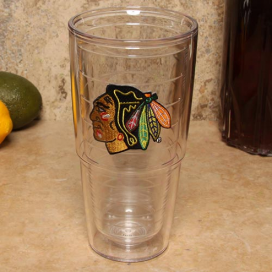 Tervis Tumbler Chicago Blackhawks 24oz. Team Logo Tall Tumbler Cup