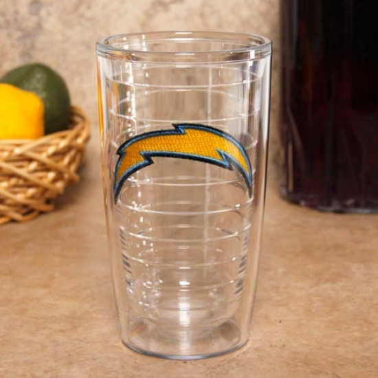 Tervis Tumbler San Diego Chargers 16oz. Team Logo Tumbler Cup