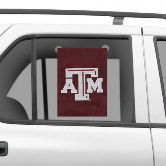 Texas A&m Aggies 15'' X 10.5'' Mini Window/garden Flag
