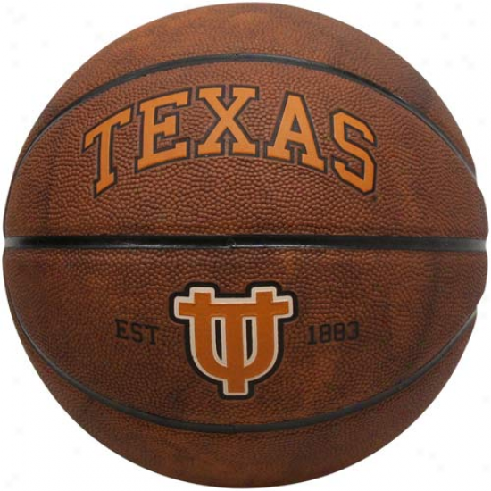 Texas Longhorns Arched ceiling Full-size Basektball