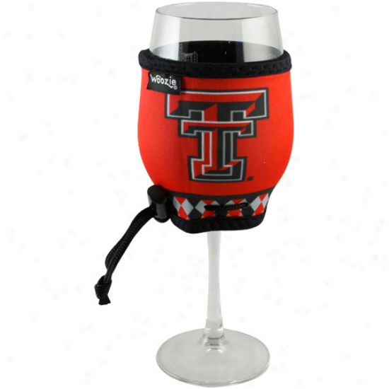 Texas Tech Red Raiders Scarlef Team Woozie Party Pack