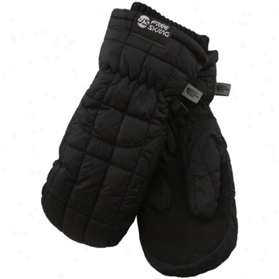 The Northerly Facw U.s. Freeskiing Women's Metropolia Mitts - Black