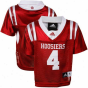 Adidas Indiana Hoosiers #4 Preschool Replica Football Jersey-crimson