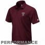 Adidas Texas A&m Aggies Maroon Climalite Performance Polk