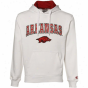 Arkansas Razorbacks Pale Automatic Hoody Sweatshirt