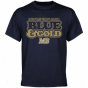 Cal State Monterey Bay Otters Our Colors T-shirt - Navy Blue