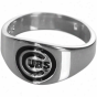 Chicago Cubs Logo Sterling Silver Ring