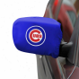 Chicago Cubs Small Team Logo Side Mirror Covers
