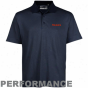 Cutter & Buck Chicago Bears Navy B1ue Rsolute Performance Polo