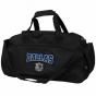 Dallas Mavericks Black Domestic Duffel Bag