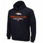 Denver Broncos Royal Blue Critical Victory V Hoodie Sweatshirt