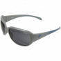 Detroit Lions Ladies Silver Velocity Sunglasses