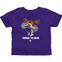 Furman Paladins Infabt Cheer Squad T-shirt - Purple