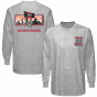 Georgia Bulldogs 2011 Ssc East Division Champions Long Sleeve T-shirt - Adn