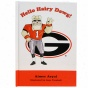 Georgia Bulldogs Hello Hairy Dawg! Book