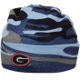 Georgia Bulldogs Infant Blue Camo Knit Beanie