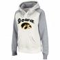 Iowa Hawkeyes Ladies Stone-asu Mesa oLgo Pullover Hoodie Sweatshirt