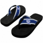 Kentucky Wildcats Unisex Basic Flip Flops - Black-royal Blue