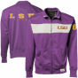 Lsu Tigers Purple Ace Abundant Zip Follow Jacket