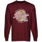 Montana Grizlies Original Pastime Long Sleeve T-shirt - Maroon