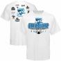 Nec White 2011 Women's Bowling Championship T-shirt