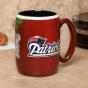 New England Patriots 16oz. Field Advantage Mug