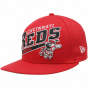 New Era Cincinnati Reds Skew Script Snapback Adjustable Hat
