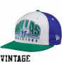 New Era Dallas Mavericks Royal Blue-white Hardwood Classics Monolith 9fifty Snapback Adjustable Cardinal's office