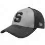 Starting a~ Epocn Michigan State Spartans Gray Two-tone Platinum Classic 39thirty Flex Hat