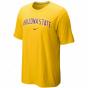 Nike Arizona State Sun Devils Arch T-shirt - Gold