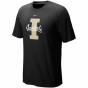 Nike Idaho Vanndals Clasic Logo T-short - Black