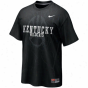 Nike Kentucky Wildcats Football Practice T-shirt - Blzck